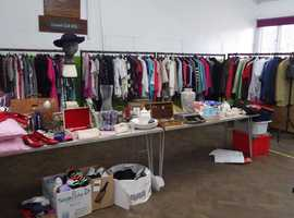 Jumble Sale and Recycling Sale