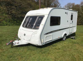 Bargain  Swift Challenger 480 (2007) 2 Berth Fitted Motor Mover & Full Size Awning Excellent Condition.