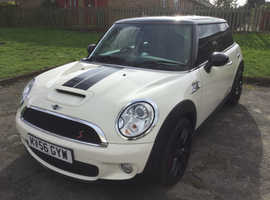 MINI COOPER S 2007 CHILI PACK OVER £ 7000 WORTH OF EXTRAS