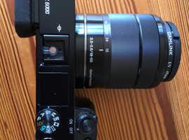 Sony A 6000