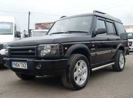 Cheap Land Rover Discovery 4X4 7 Seater