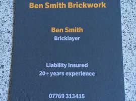 Ben Smith Brickwork