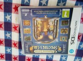 Nintendo ds Professor  Layton game