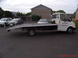 ace recovery and transport from £40
