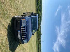 Jeep Grand Cherokee, 2007 (07) Blue Estate, Automatic Diesel, 127,820 miles