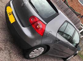Volkswagen Golf, 2005 (54) Grey Hatchback, Manual Diesel, 194,000 miles