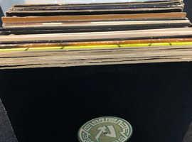 Joblot dnb records 48 with 10 being 2 3 vinyl eps trade swap camera GoPro