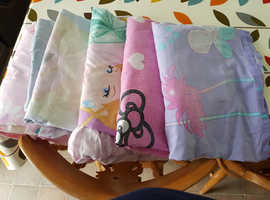 Girls duvet cover bundle