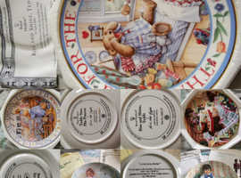 Beautiful collectors plates £5each