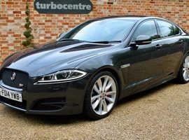"Jaguar XF 3.0D PREMIUM LUXURY WITH RARE ""S"" PACKAGE"