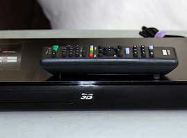 Sony 3D Blu-Ray Player - Multi Region