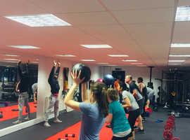 Best fitness centre in Basingstroke!
