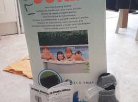 Swimming pool solar heater BNIB