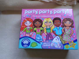 Party Party Board Game.