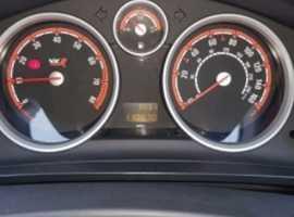 Vauxhall Zafira, 2007 (07), Manual Petrol, 111,000 miles