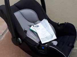 New never used car seat