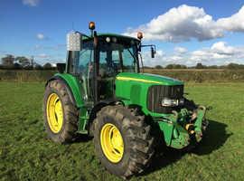2002 John Deere 6420s tractor