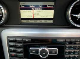 Mercedes Slk, 2015 (15) Black Convertible, Automatic Diesel, 40,000 miles