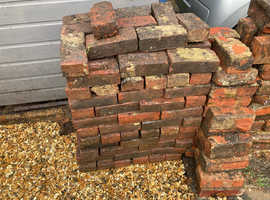 Bricks free to collector approx 140