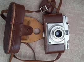 German film camera Pronto Silette