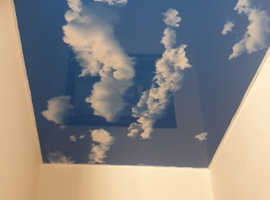 The Stretch Ceiling system