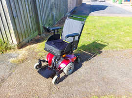 Electric Wheelchair, can deliver.