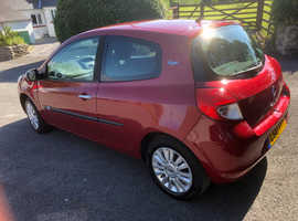 Renault Clio, 2010 (10) Red Hatchback, Manual Petrol, 52,600 miles