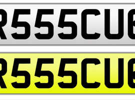 RESCUE / RECOVERY Private plate