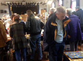 """HEMSBY - GT.YARMOUTH """"ANTIQUES & COLLECTABLES FAIR"""""""