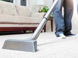 Gutters/Carpet's/Upholstery and Driveway's all cleaned to the highest standards.