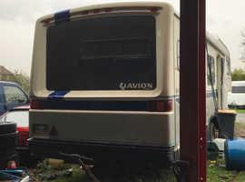 5th wheel RV trailer home