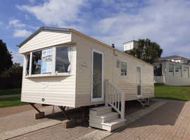 Holiday Home Caravan by the sea / FREE 2020 AND 2021 SITE FEES, HALF PRICE FOR 2022- LAST ONE