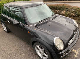 Mini Cooper, 2004 (04), Manual Petrol, 64,000 miles