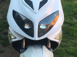50cc scooter/ped £350