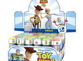 Toy Story 4 Bubble Tubs with Wand