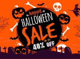 TheOneSpy Safe Halloween 40% discount offer