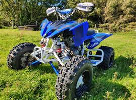 Yamaha Raptor 250R YFM