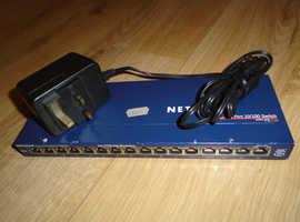 Netgear FS116 Pro Sale 16 Port 10/100 Network Switch