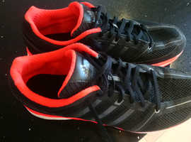 Mens adidas size 9.5 bounce trainers