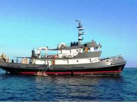 "BENETTI 30 CONVERTED LUXURY TUG ""VERVECE"" 3,500,000€ VAT PAID"