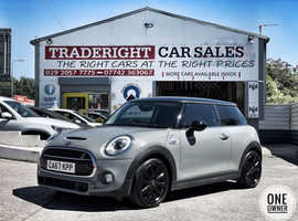 2018/67 Mini Cooper S 2.0 [Chili Pack] finished in Nardo Grey   13,442 miles