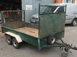 Twine axle trailer 750kg