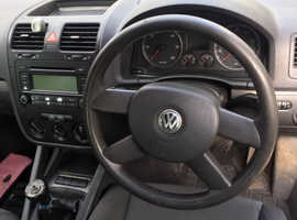 Volkswagen Golf, 2004 (04) Black Hatchback, Manual Diesel, 155,089 miles