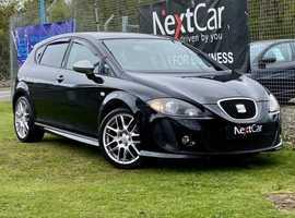 Seat Leon, 2012 (12) black hatchback, Manual Diesel, 89,183 miles