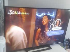 49 inch Toshiba tv