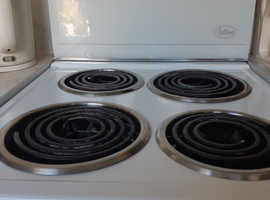Electric Belling Compact Cooker With Hob, Grill and Oven - Good condition and Full Working Order