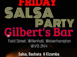 Wolverhampton & Walsall Salsa Party