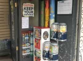 Vending machines for local shops and businesses