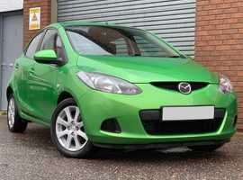 Mazda 2 1.3 TS2, 5d, Fabulous Colour, Only 1 Previous Keeper, Low Miles, Detailed Service History