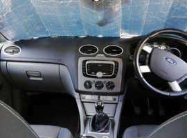 Ford Focus, 2010 (60) Grey Estate, Manual Diesel, 106,500 miles